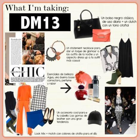 Cómo lucir trendy en Dominicana Moda 2013